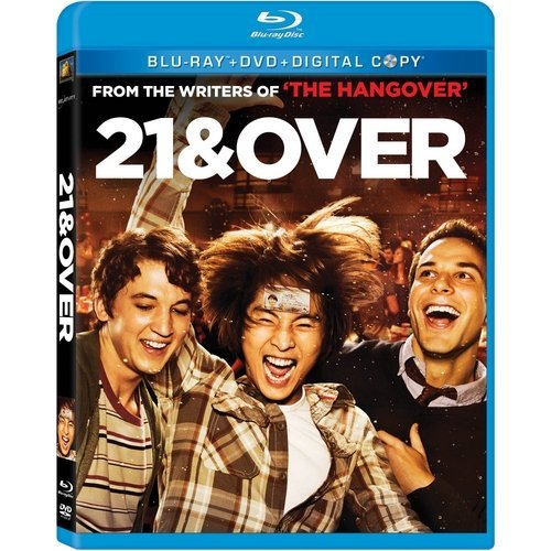 21 & Over (Blu-ray + DVD + Digital Copy) (With INSTAWATCH) (Widescreen)