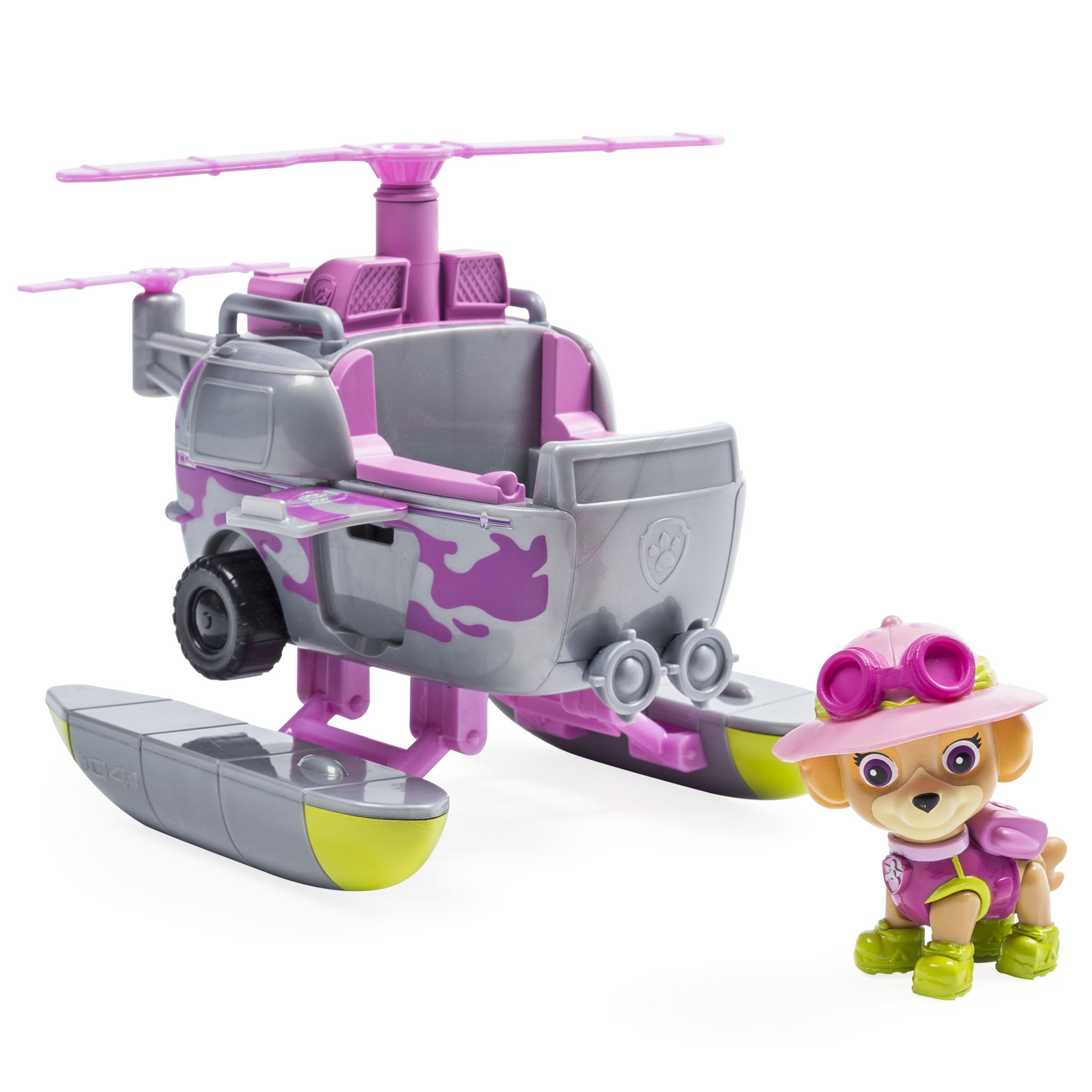 Paw Patrol - Jungle Rescue - Skye's Jungle Copter