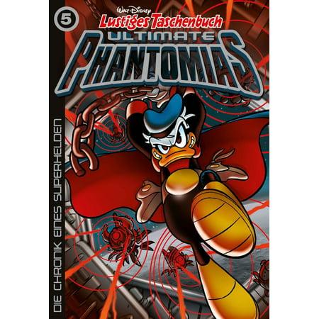 Lustiges Taschenbuch Ultimate Phantomias 05 - eBook](Lustige Gruselgeschichte Halloween)