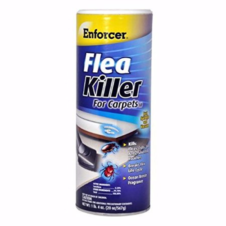 Enforcer 20oz Flea Tick Lice Roach Ants Killer For Carpet