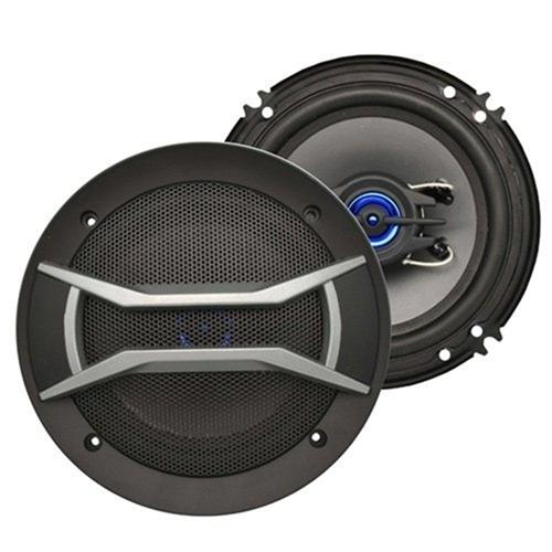 """SuperSonic 6.5"""" 2-Way Car Stereo Speaker"""