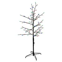 4 ft. Gumball Slim Pre-lit Christmas Tree