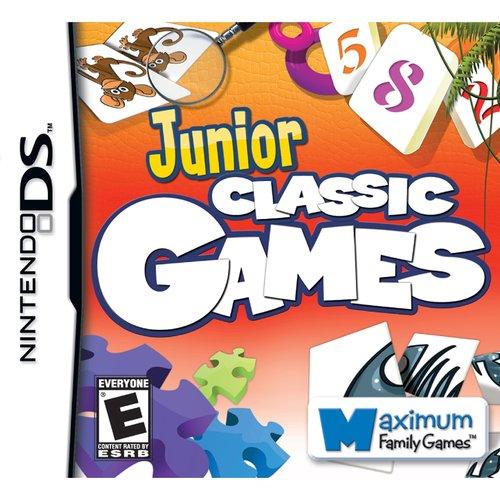 Junior Classic Games - Nintendo DS
