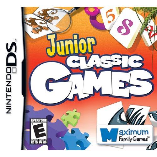 Junior Classic Games - Nintendo DS