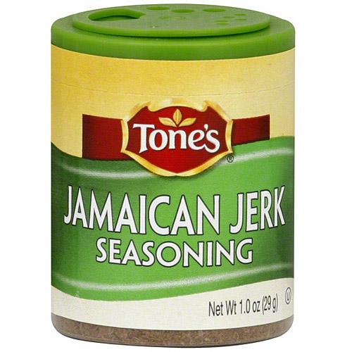 Tone's Jamaican Jerk Seasoning, 1 oz (Pack of 6)