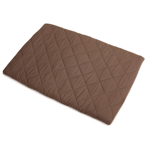 Graco Quilted Pack 'n Play Playard Sheet, Arden Brown