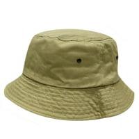 6e10f739ff5 Product Image City Hunter Plain Cotton Bucket Hats (Bd2020-Khaki)
