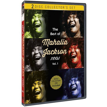 The Best of Mahalia Jackson Sings Volume 1 (DVD)