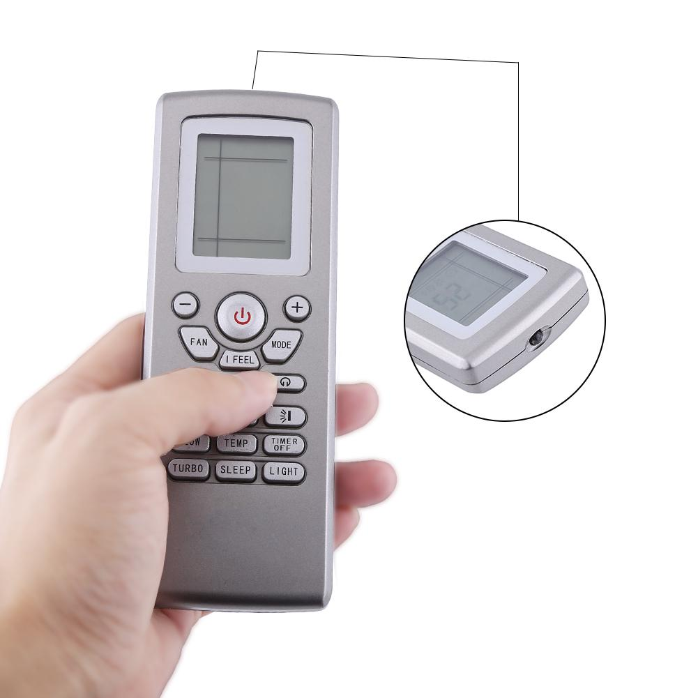 Universal Remote Control for Gree YT1F Air Conditioner Air Conditioner Remote Control Replacement for Gree Yt1f Yt1ff Yt1f1 Yt1f2 Yt1f3 Yt1f4