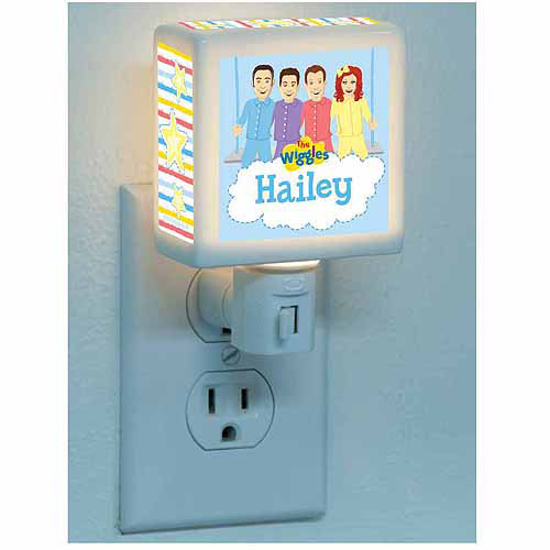 Personalized The Wiggles Sleepy Time Nightlight by Generic