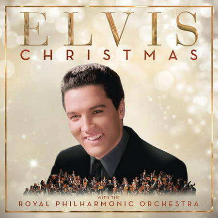 Christmas with Elvis Presley and the Royal Philharmonic Orchestra (CD) ()