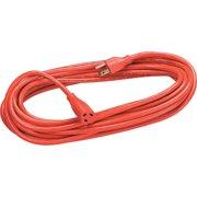 Heavy Duty Indoor/Outdoor 50' Extension Cord, Gray