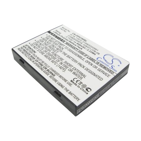 Cameron Sino 900mAh Battery for Opticon H-19, H-19a, H-19d, H16, H19, H19A, H-16, H-16A, H-16B, H19A-EN-K01, H-19B