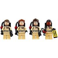 Set of all 4 Ghostbusters Minifigures Stanz, Venkman, Zeddemore & Spengler [No Packaging]