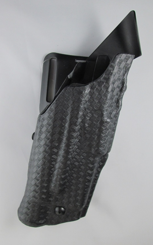 Click here to buy Safariland 6390-832-481 Duty Holster STX Basketweave RH Fits Glock 17 M3X by SAFARILAND.