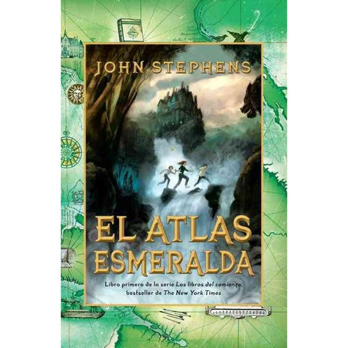 El atlas esmeralda / The Emerald Atlas
