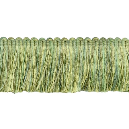 1.5' Brush Fringe (5 Yard Value Pack of Veranda Collection 2