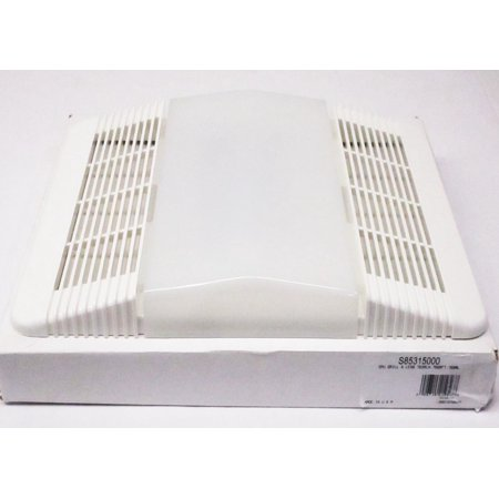 85315000 Nutone Grille Light Lens for Bathroom Fan 763RLN 769RLN