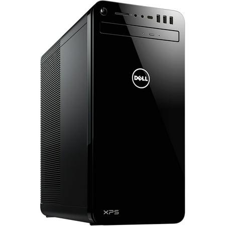 Dell XPS 8930 (2020) Home and Business Desktop (Intel i7-9700 8-Core, 32GB RAM, 1TB m.2 SATA SSD + 2TB HDD (3.5) , Intel UHD Graphics, Wifi, Bluetooth, 6xUSB 3.1, 1xHDMI, Win 10 Home) - image 1 of 4