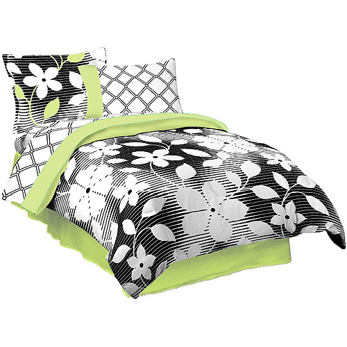 Studio 25 Floral Reversible Bed in a Bag