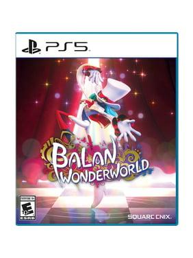 Balan Wonderworld, Square Enix, PlayStation 5, 662248924557