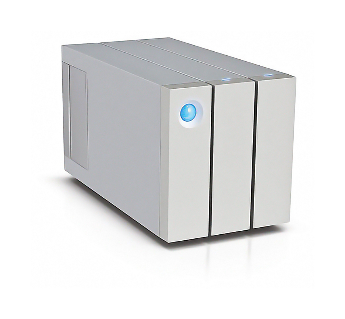 6TB LaCie 2big External Storage Dual Thunderbolt 2 Series 7200rpm (STEY6000200) by LaCie