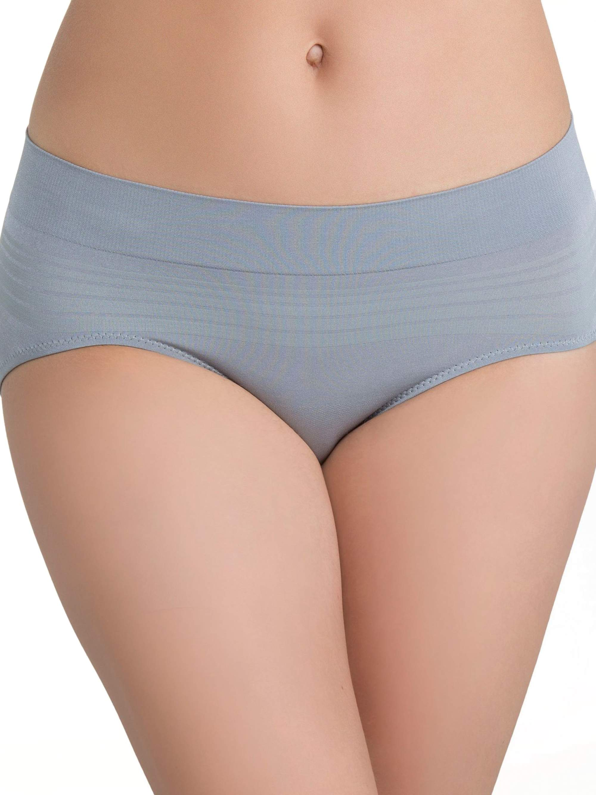 Women's no pinching. no problems. seamless hipster panty, style ru0501p