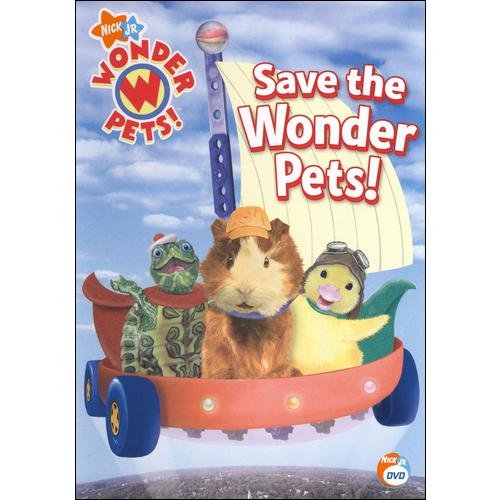 Wonder Pets!: Save The Wonder Pets! (Full Frame)