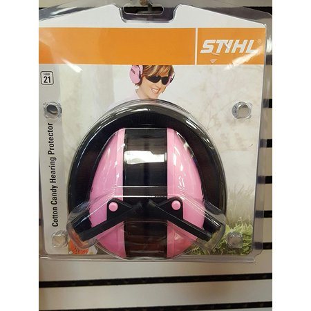 STIHL COTTON CANDY HEARING PROTECTORS 7010 884