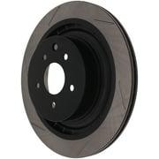 StopTech 126.42101SR StopTech Sport Rotors Fits 08-16 350Z 370Z G37 Q60