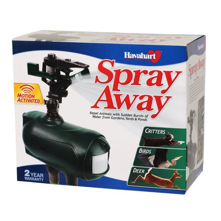 Jensen  5266 Spray Away® Motion Activated Sprinkler 2.0