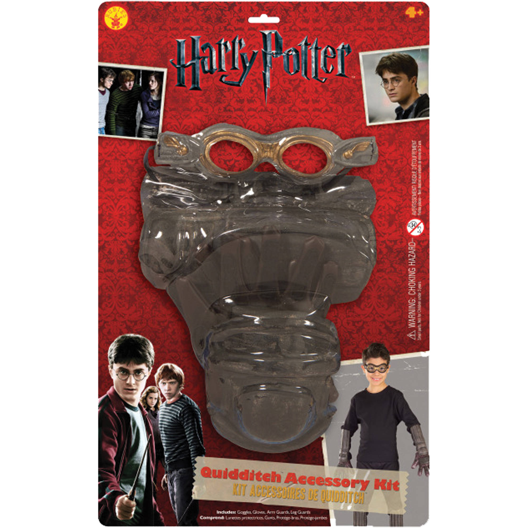 Harry Potter Quidditch Child Halloween Accessory