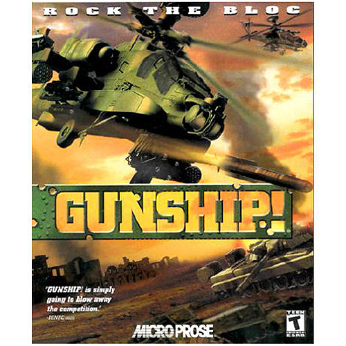 Tommo 58411021 Gunship (PC) (Digital Code)
