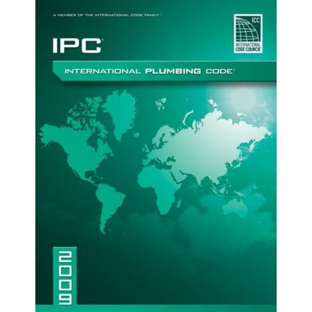 2009 International Plumbing Code: Softcover Version by International