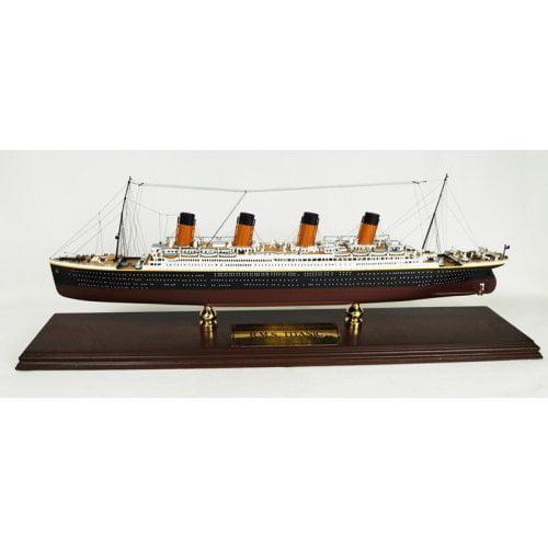 RMS Titanic - 1/350 Scale