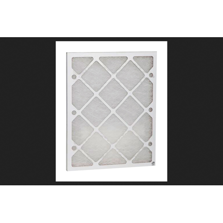 Best Air 20 in. L x 25 in. W x 1 in. D Polyester Synthetic Disposable Air Filter 7