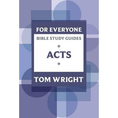 For Everyone Bible Study Guides : Acts](Famous Double Acts For Halloween)