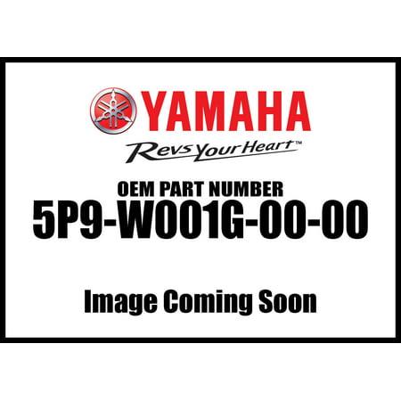 Yamaha 1999-2009 V Star 1100 Classic V Star 1100 Classic (Cast Wheel) Clutch Plate Kit 5P9-W001g-00-00 New