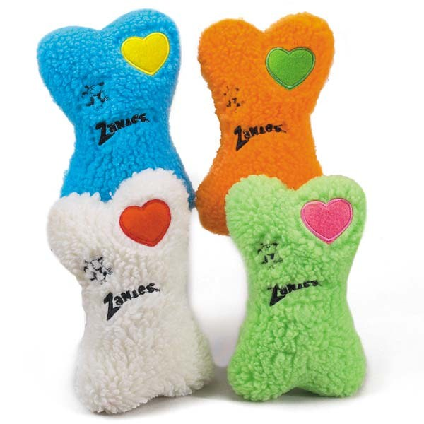 Olla O Sarten Zanies Embroidered Berber Bone 8in Grn + Kong en VeoyCompro.net