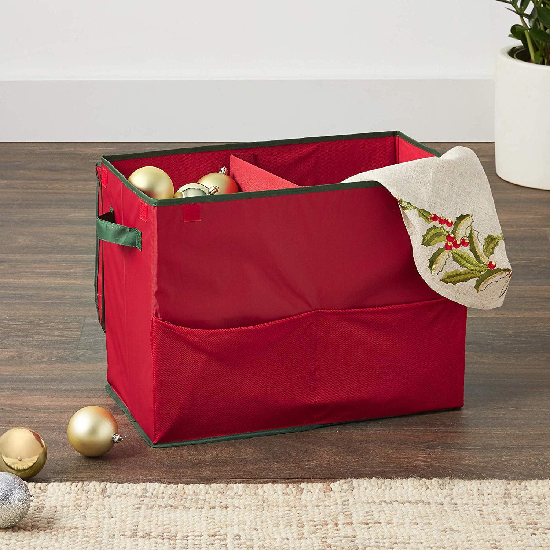 Homz Gift Bag Storage Box 1 Count Walmart Com Walmart Com
