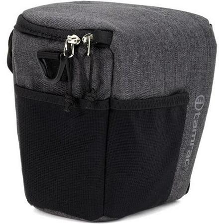 Tamrac Belt - Tamrac Tradewind 2.1 Zoom Bag for Compact DSLR or Mirrorless Cameras with Lens, Dark Grey