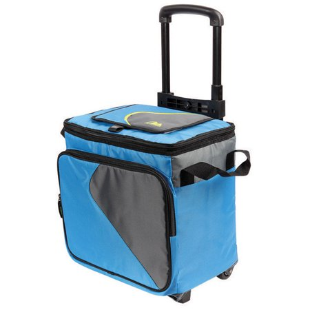 Rolling Soft Side Cooler (Arctic Zone 35-Can Rolling Cooler with Cart )