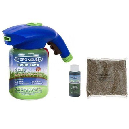 Hot Sale Hydro Mousse Household Hydro Seeding System Liquid Spray Device F Seed Lawn Care