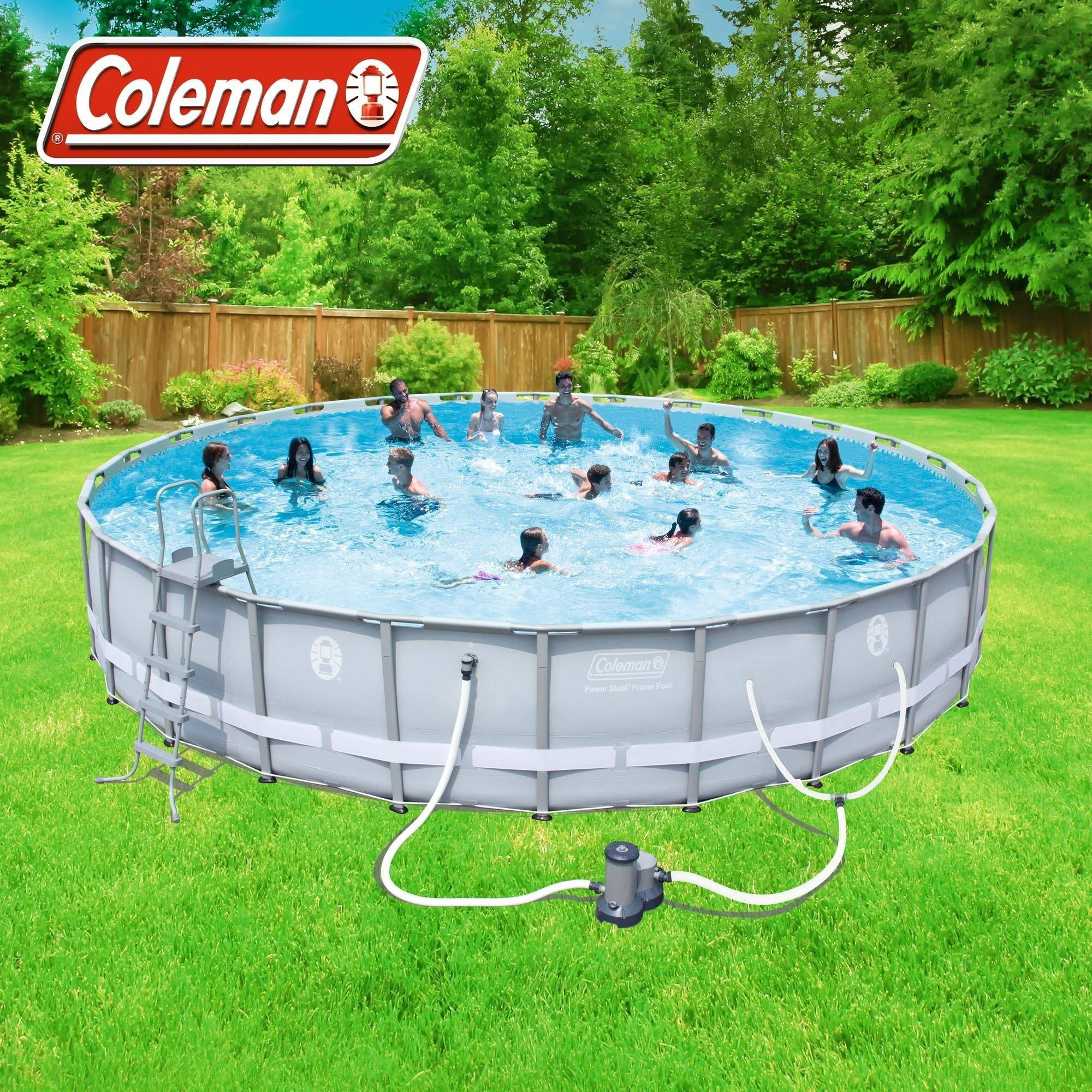 Frame pools: assembly and operation 76
