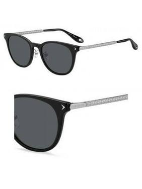79bc4f477c Product Image Sunglasses Givenchy Gv 7101  F S 0807 Black   IR gray blue  lens