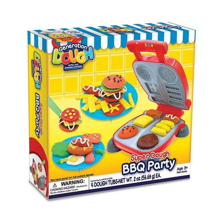 Generation Dough Super Dough Bbq - Bbq Party Supplies
