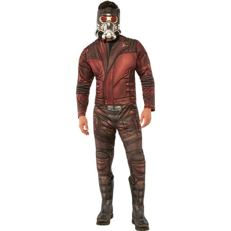 Guardians of the Galaxy Vol. 2 - Star-Lord Deluxe Adult Costume](Brownie Costumes Adults)