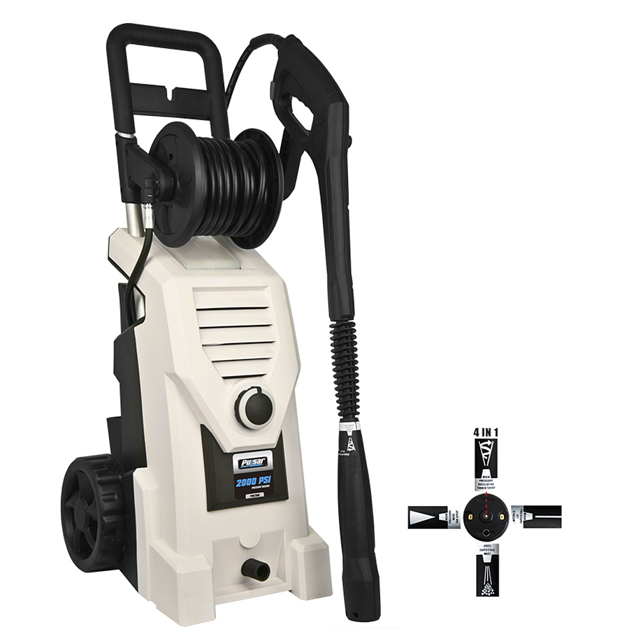 Pulsar PWE2000 2000 PSI Electrical Pressure Washer