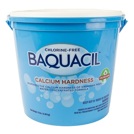 Baquacil Chlorine Free Calcium Hardness Increaser Swimming Pool Chemical 9 Lbs