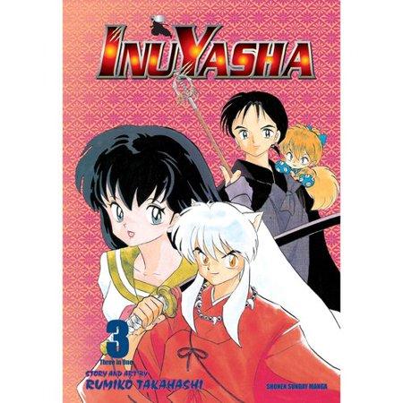 Inuyasha 3: Vizbig Edition by